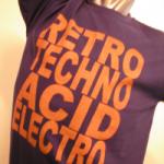 retro techno