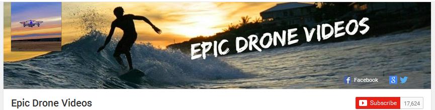 epic drone videos