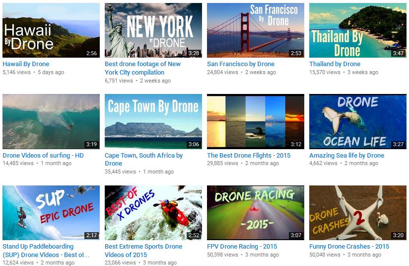 epic drones videos 2