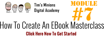 how to create an ebook masterclass