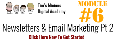 Newsletters & Email Marketing part 2