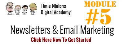 Newsletters & Email Marketing