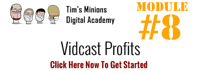 vidcast profits