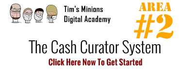 the cash curator